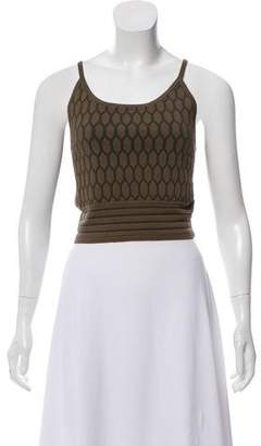 Jonathan Simkhai Quilted Crop Top w/ Tags