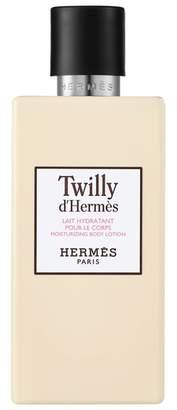 Hermes Twilly d'Hermes - Moisturizing body lotion