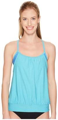 Speedo Blouson Tankini Women's Swimwear
