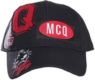 Mcq Cap - ShopStyle UK a875da3ce8bc