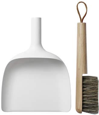 Menu Sweeper Brush & Dustpan Set