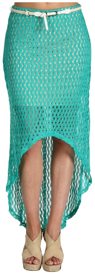 Sanctuary Sandcastle Skirt (Surfs Up) - Apparel