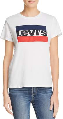 Levi's The Perfect Logo Graphic Tee