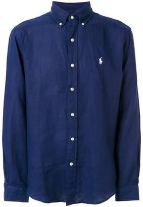 Polo Ralph Lauren long sleeved logo shirt