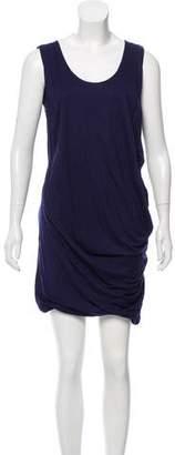 Hanii Y Sleeveless Gathered Dress