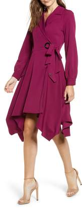 CHRISELLE LIM COLLECTION Chriselle Lim Wren Trench Dress