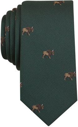 Bar Iii Men's Conversational Slim Tie, Created for Macy's $55 thestylecure.com