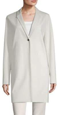 Lafayette 148 New York Labelle Mid-Length Jacket