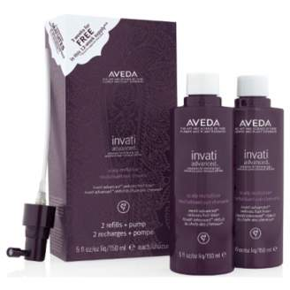 Aveda InvatiTM Advanced Scalp Revitalizer Refill – Duo Pack