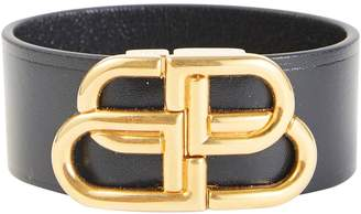 Balenciaga Wide BB bracelet