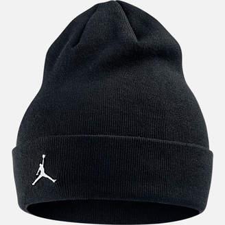 Nike Jordan Cuffed Knit Beanie Hat