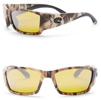 Costa del Mar Corbina 62mm Wrap Polarized Sunglasses