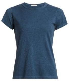 Rag & Bone The Tee Washed Cotton T-Shirt