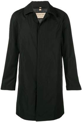 Burberry shape-memory taffeta car coat