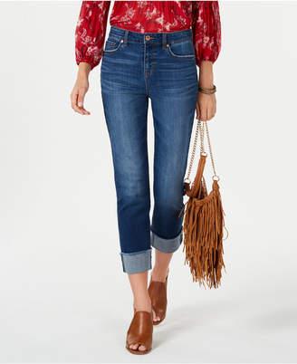 Style&Co. Style & Co High-Rise Boyfriend Jeans