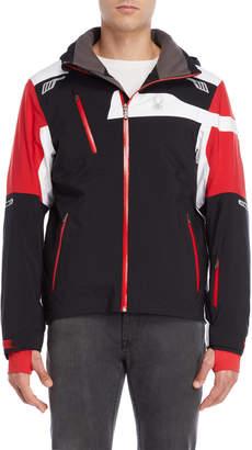 Spyder Titan Color Block Ski Jacket