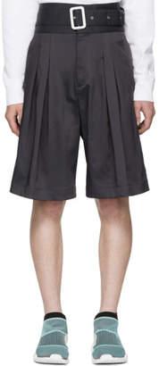 Kenzo Grey 80s Shorts
