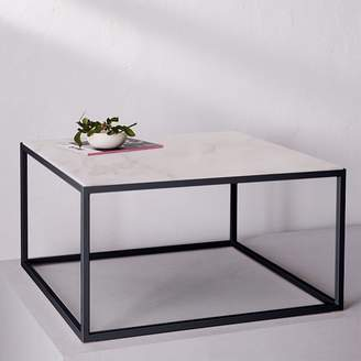 west elm Coffee Table - Arabescato Marble Surface