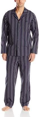 HUGO BOSS Men's Urban Striped Pajama Gift Set