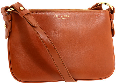 LAUREN by Ralph Lauren - Lauren Small Flat Crossbody