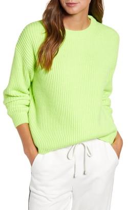 Lou & Grey Cropped Sweater
