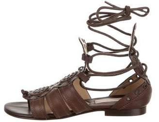 Michael Kors Cage Flat Sandals