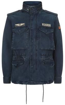 Polo Ralph Lauren Patch Denim Jacket