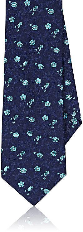 Barneys New YorkBarneys New York Men's Floral Silk Necktie