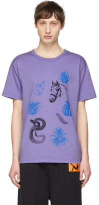 Bianca Chandon Purple Travel T-Shirt