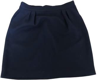 Pablo Navy Skirt for Women