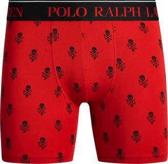 Ralph Lauren Stretch-Cotton Boxer Brief