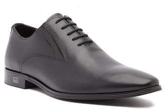 Roberto Cavalli Lace-Up Leather Derby