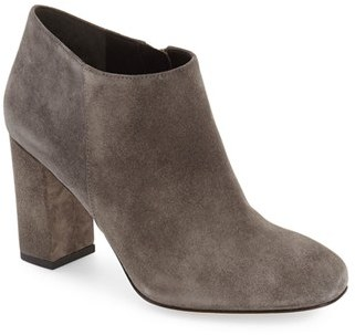 Women's Via Spiga 'Silvie' Block Heel Bootie $250 thestylecure.com