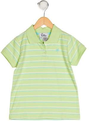 Lilly Pulitzer Boys' Stripe Collared Shirt