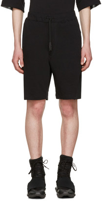 Y-3 Black M F CRFT Shorts $220 thestylecure.com