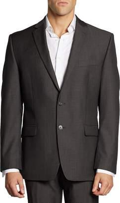Calvin Klein Men's Classic-Fit Wool Jacket