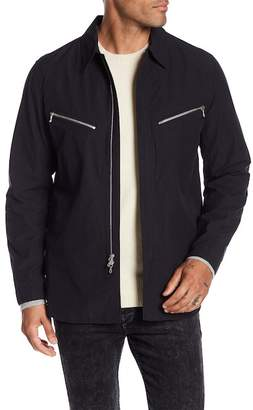 Rag & Bone Flight Shirt Jacket