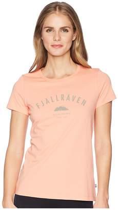 Fjallraven Trekking Equipment T-Shirt Women's T Shirt
