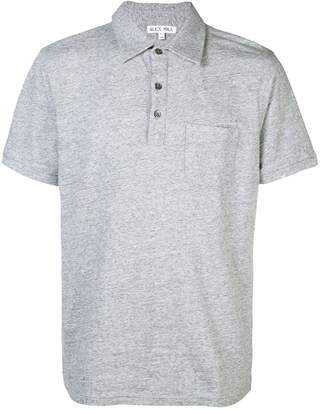 Alex Mill Heather Rugby polo shirt
