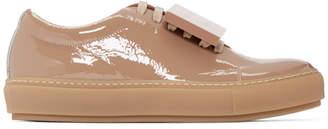 Acne Studios Beige Adriana Sneakers