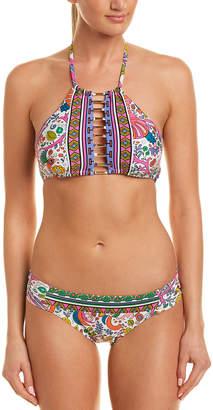 Trina Turk 2Pc Jungle Be Bikini Set