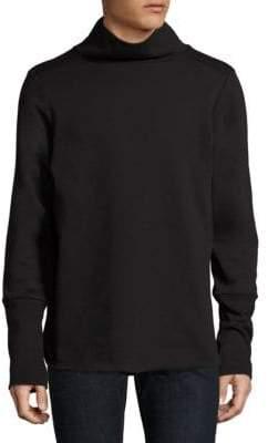 Twenty Knitted Mockneck Sweater