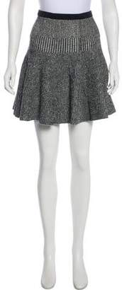 Marc by Marc Jacobs Knit Flared Skirt