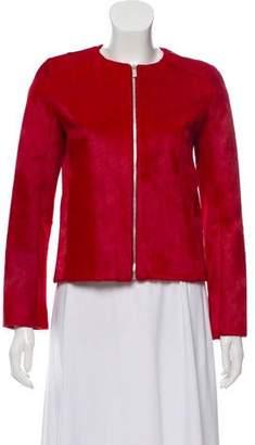 Courreges Structured Cowhide Jacket