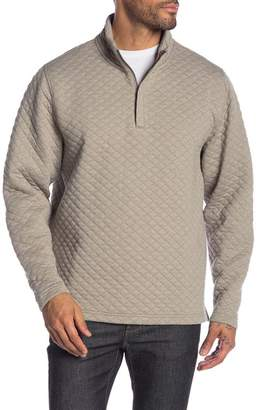 Cole Haan Quilted Pullover