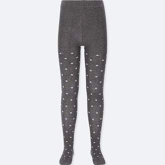 Uniqlo Girl's Knitted Tights