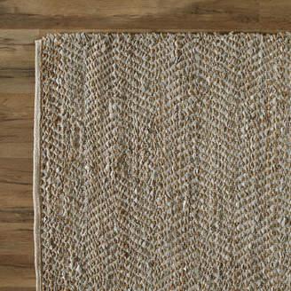 Birch Lane Tolston Hand-Woven Brown Area Rug