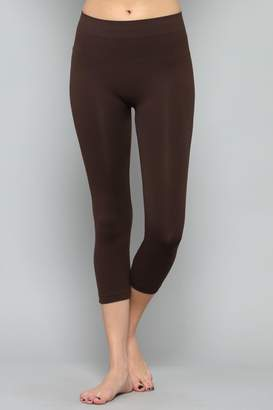 By Together Black Cropped Legging