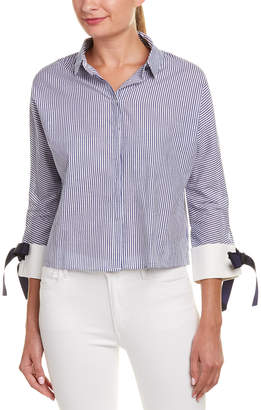 Avantlook French Cuff Top