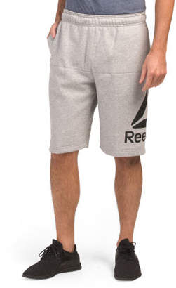 Low Lift Fleece Shorts